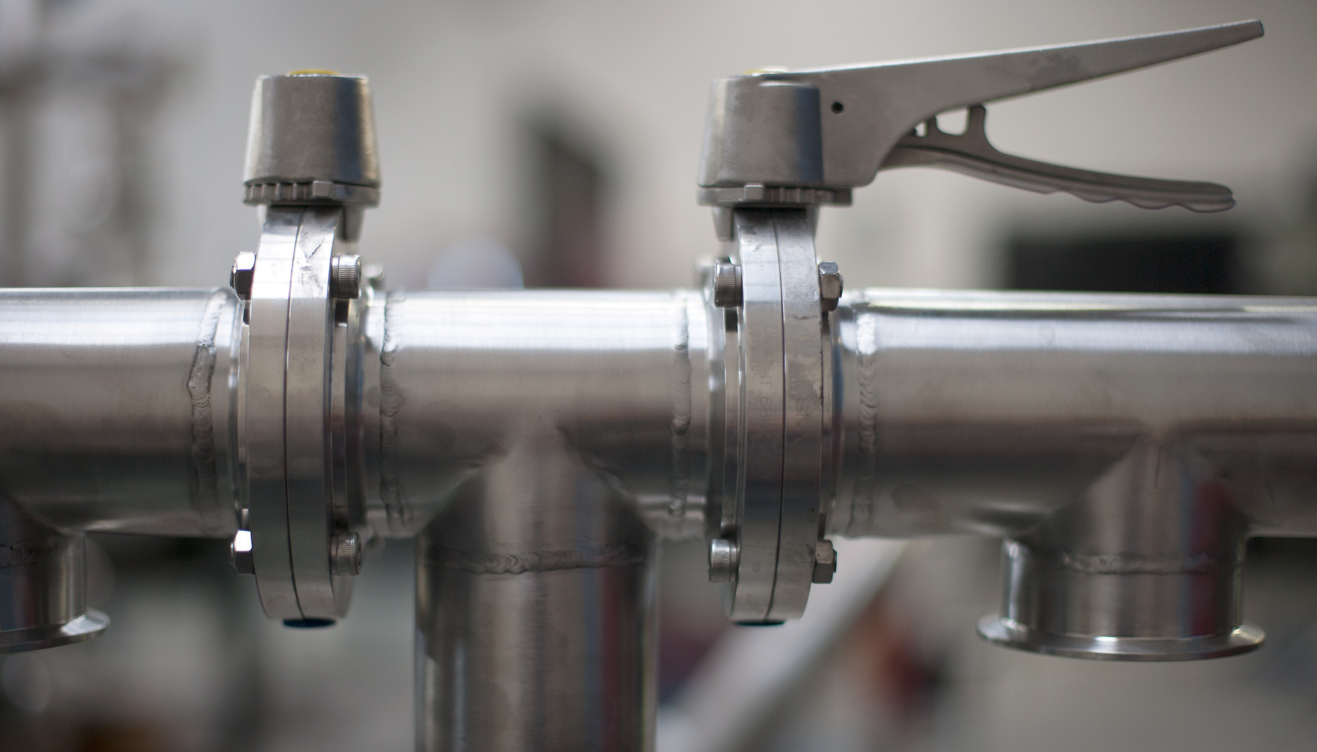 Manufacture and fabricate industrial fittings