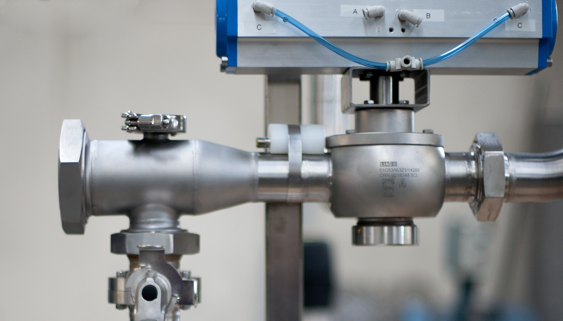 Manufacturing Industrial Fittings